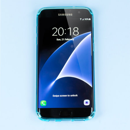 flexishield samsung galaxy s7 edge gel case blue 11