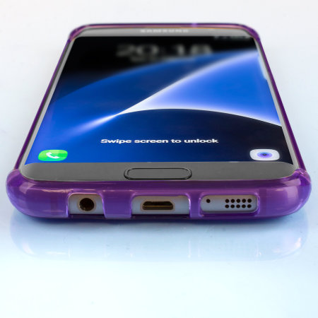 Only Smart flexishield samsung galaxy s7 edge gel case purple first severely criticised