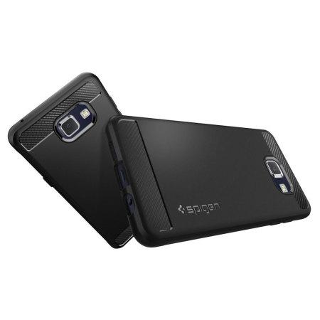 info for 42da8 94e86 Spigen Rugged Armor Samsung Galaxy A5 2016 Tough Case