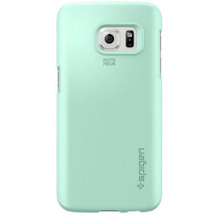 sale retailer 69741 92bfe Spigen Thin Fit Samsung Galaxy S7 Case - Mint