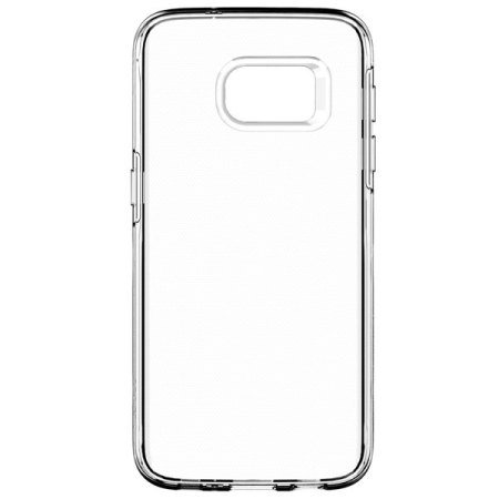 Spigen TPU Liquid Crystal Samsung Galaxy S7 Case - Clear