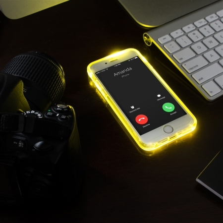coque iphone 6 glow