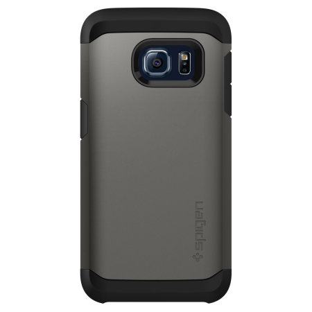 Spigen Tough Armor Samsung Galaxy S7 Case  - Gunmetal