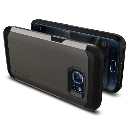 new concept 93937 19e1c Spigen Tough Armor Samsung Galaxy S7 Case - Gunmetal