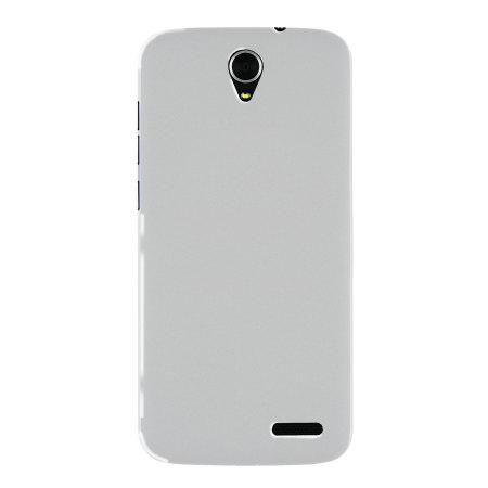 Olixar FlexiShield ZTE Grand X3 Case - Frost White