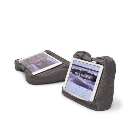 Support 2-en-1 pour Tablette & Coussin de Voyage