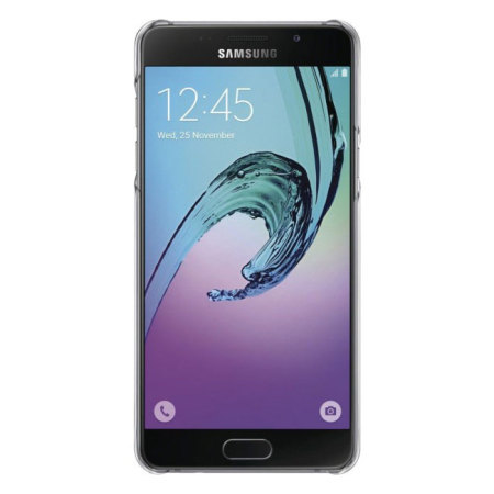 Official Samsung Galaxy A5 2016 Slim Cover Case Clear