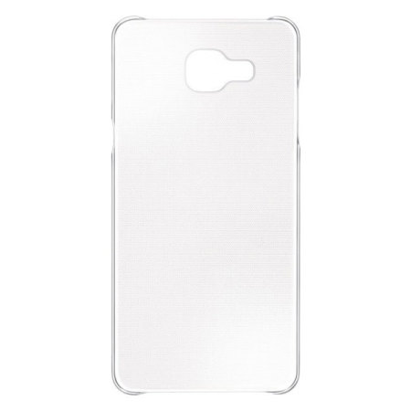 accesoriu samsung carcasa clear cover samsung galaxy a5 (2016) transparenta