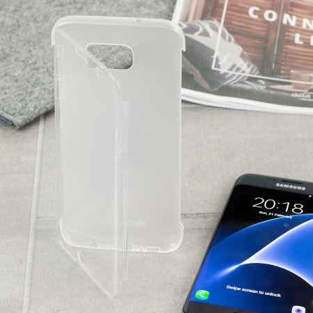 X-Doria Defense 360 Samsung Galaxy S7 Edge Case - Clear