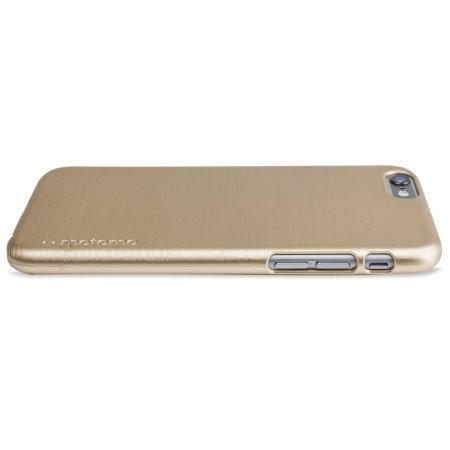 motomo ino slim line iphone 6s 6 case gold