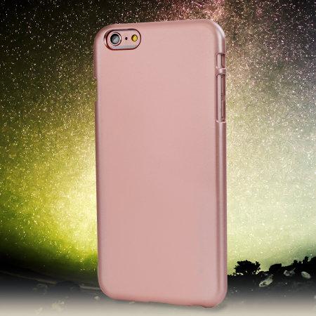 mercury goospery ijelly iphone 6s 6 gel case rose gold AUTOMATICALLY TURNING