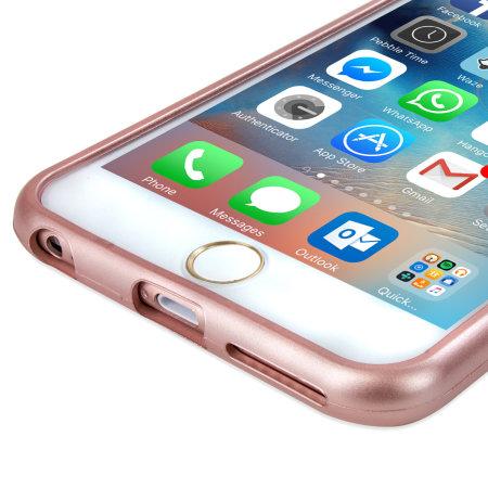 showing mercury goospery ijelly iphone 6s 6 gel case rose gold big names