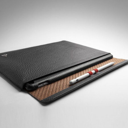 device fuelled vaja genuine handcrafted leather ipad pro 12 9 inch sleeve case