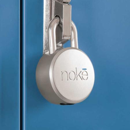 Candado Noke Controlado por una Aplicación