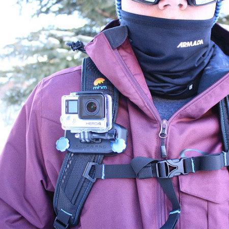 PolarPro GoPro Backpack Strap Mount