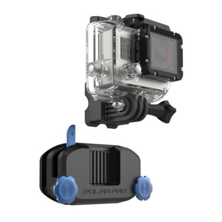 PolarPro GoPro and Smartphone Backpack Strap Mount