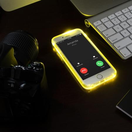 Seidio Luma Multicolour Iphone 6s Plus 6 Plus Light Up