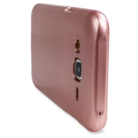 Mercury Goospery iJelly Samsung Galaxy J5 2015 Gel Case - Rose