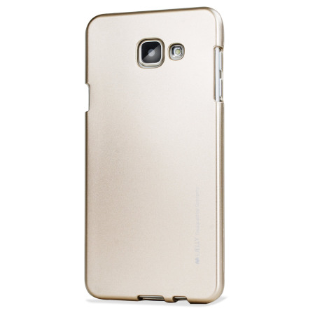 Mercury Goospery iJelly Samsung Galaxy A5 2016 Gel Case - Gold