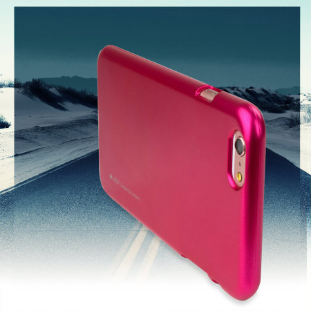 friend loaned mercury goospery ijelly iphone 6s 6 gel case metallic pink job offer you