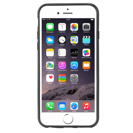Shumuri Duo iPhone 6S Plus / 6 Plus Case - Cardinal Pink