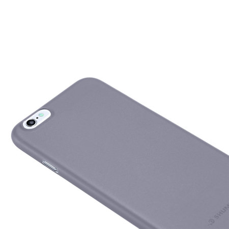 Shumuri The Slim Extra iPhone 6S / 6 Case - Silver
