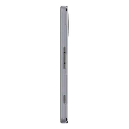 ghostek cloak bumper microsoft lumia 950 xl tough case clear grey
