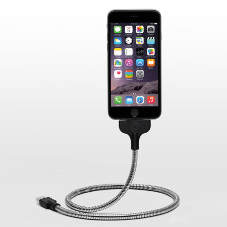 Fuse Chicken Bobine Flexible iPhone MFi Charge & Sync Lightning Dock