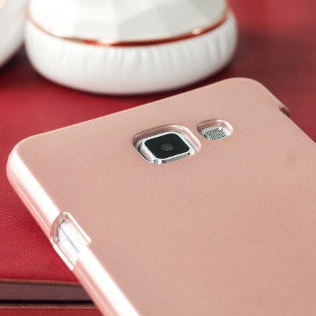 mercury metallic silicone finish hard case samsung galaxy a7 rose gold need root and