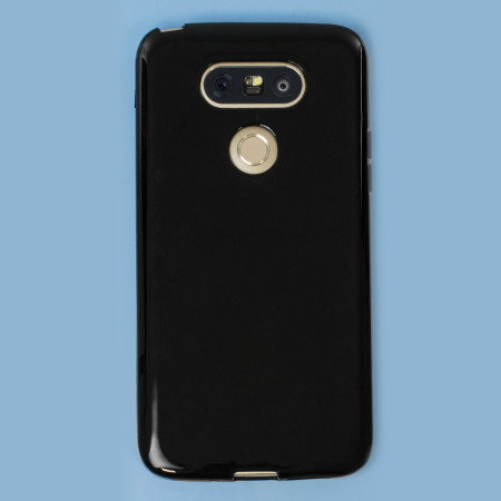 FlexiShield LG G5 Gel Case - Solid Black