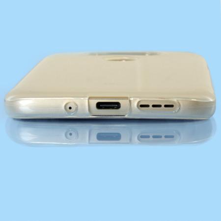 FlexiShield LG G5 Gel Case - Frost White