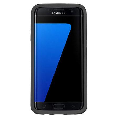 OtterBox Symmetry Clear Samsung Galaxy S7 Edge Case - Black