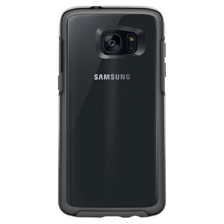 Coque Samsung Galaxy S7 Edge Clear OtterBox Symmetry Clear - Noire
