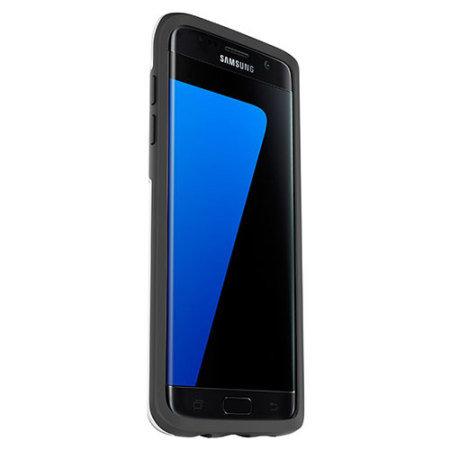 finest selection 239e6 fc131 OtterBox Symmetry Clear Samsung Galaxy S7 Edge Case - Black