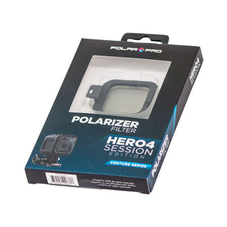 PolarPro GoPro Hero4 Session Polarizer Filter