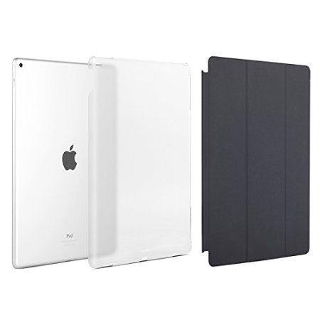 moshi iglaze stealth ipad pro 12 9 inch case clear