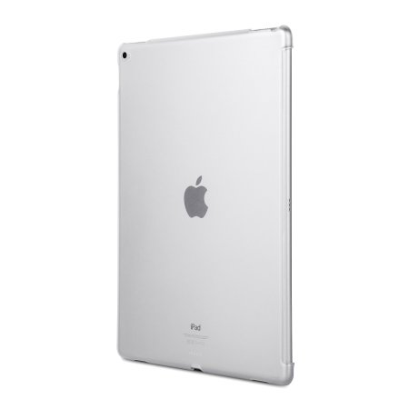 here moshi iglaze stealth ipad pro 12 9 inch case clear and
