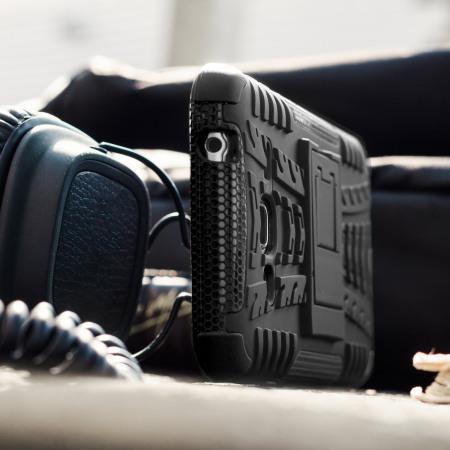 Olixar ArmourDillo Samsung Galaxy J3 2016 Protective Case - Black