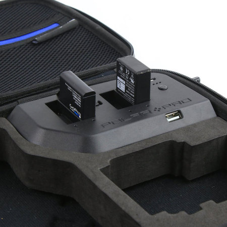 PolarPro PowerVault Rugged 5,200mAh GoPro Charging Travel Case