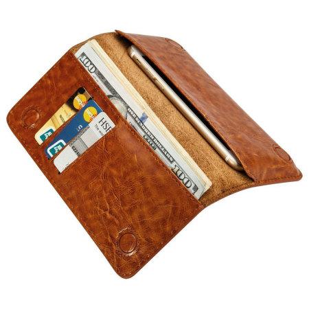 you have jison case genuine leather universal smartphone wallet case brown blog