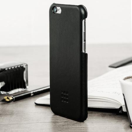 on sale 7ef57 45216 Moleskine Classic Collection iPhone 6S / 6 Hard Case - Black