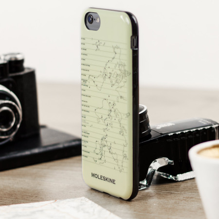 custodia iphone 6s moleskine