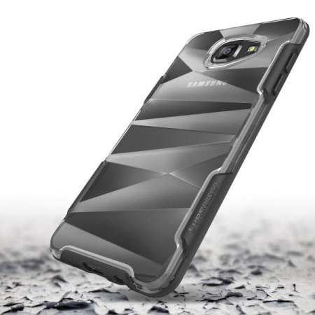 VRS Design Shine Guard Samsung Galaxy A5 2016 Case - Black / Clear