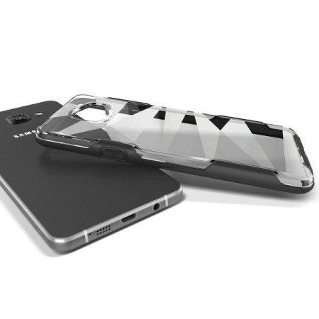 vrs design shine guard samsung galaxy a7 2016 case crystal clear 4
