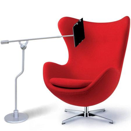 FLOTE m2 Adjustable Floor & Bed Premium Universal Metal Tablet Stand
