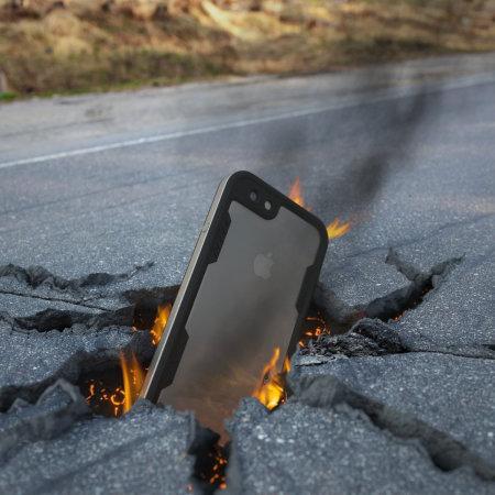 neat trick ghostek atomic 2 0 iphone 6s 6 waterproof tough case silver has better