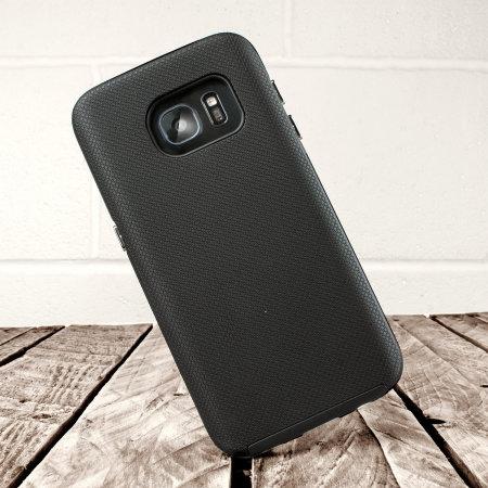 Olixar DuoMesh Samsung Galaxy S7 Case - Black