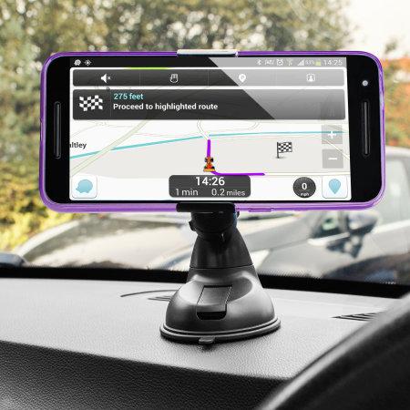 Olixar DriveTime Nexus 6P Car Holder & Charger Pack