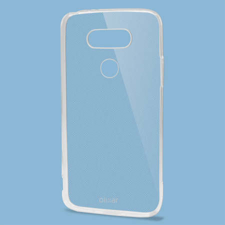 Olixar Ultra-Thin LG G5 Case - 100% Clear