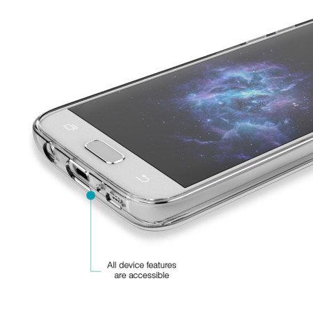 Prodigee Scene Galaxy S7 Case - White Lace